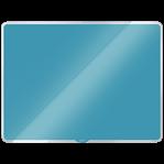 Leitz Desktop-Memoboard mit Glasoberfl/äche Sanftes Blau 52690061 Cosy Serie