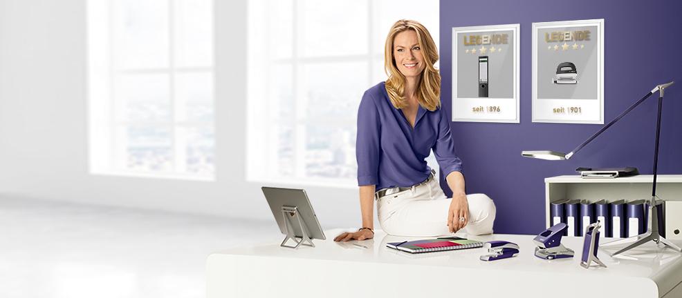 Leitz: alles für Ihr Büro und Home Office